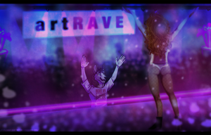 ArtRave-Commission by the-MadDog