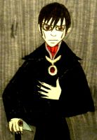 Barnabas Collins by InkArtWriter