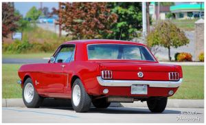 A 1965 Mustang by TheMan268