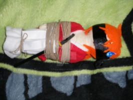 Plushy 2 Kenshin Tied Up by AnnaCSwhite