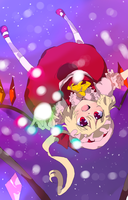 Let the danmaku begin! by DaisukiFlandre