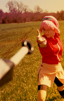 shippudensakura: termination by SyrenCosplay