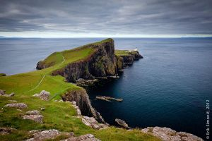 Neist Point Lighthouse by eriksimonic