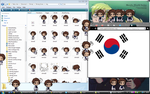 KOREA SHIMEJI -UPDATED- by Naka-baka-Chan
