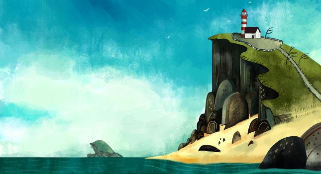Song of The Sea-screencap study by S-A--K-I