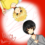 Happy Holidays~ by Ask---Japan