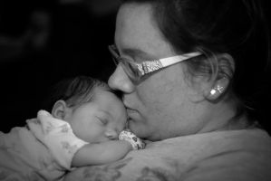 Mother and Child by Manbehindthelens
