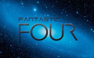 Fantastic Four by MrSteiners