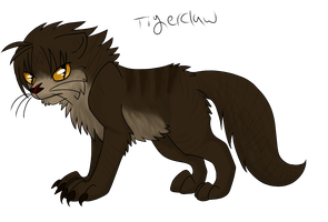 Tigerclaw by NuffFluff