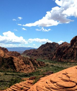 Snow Canyon by Autumn-Equinox