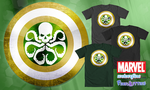 Official Hail Hydra shirt! by PixelKitties
