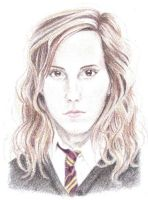 Hermione by Mitsuukii