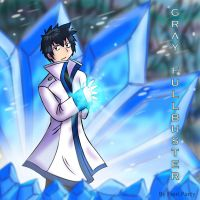 Kiriban Prize: Gray Fullbuster by fiori-party