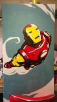 Iron Man by thelaststormtrooper