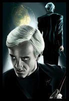 Draco Malfoy by jeminabox
