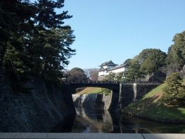 Tokyo Imperial Palace by clmcmillion