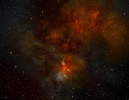 My 24th nebula by Mithgariel