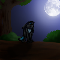 Canitia-In The Dark by ATTheWolf