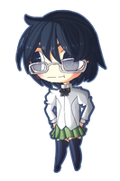 Shizune is Disappoint by MidnightSukioma