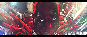 DeadPool Signature by Andgula