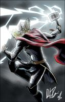 One More Thor... by dio-03
