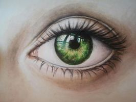 Eye by HannahBowmanah