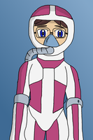 Jacob's Lowee Respirator Suit by JDogindy