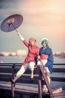 Gintama: Delightful days by Feeri-Theme