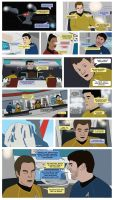 Star Trek Into Romance by Lilgreenmen
