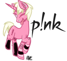 My Little P!nk by Minty-Illusion