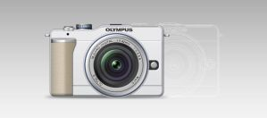 Camara digital OLYMPUS PSD by GianFerdinand