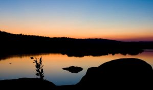 Susquehanna Sunset... by Eric-Casper