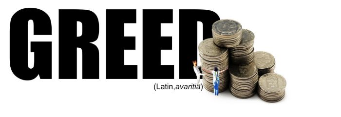 Greed by chedoy