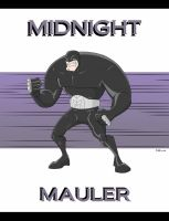 Midnight Mauler  by RobotGorilla