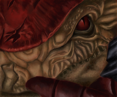 Wrex by ShadowNight805