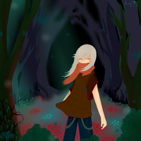 In The Forest by mira00000