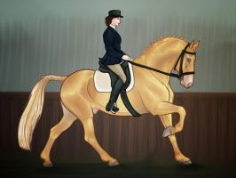 HMF Winter Dressage Festival - Doubloon by TamarackPark