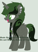 Redesign 8 by HopeForTheFuture13