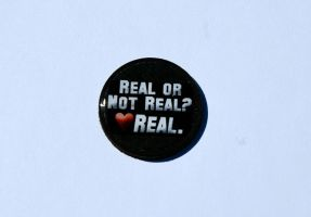 Real or Not? Mockingjay Magnet by englishteach