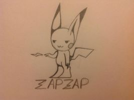 Zap Zap by ArtisticPages