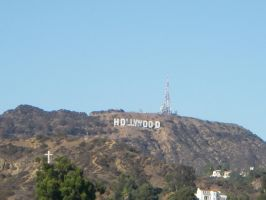 The Hollywood Sign (9.22.2013) by VoyagerHawk87