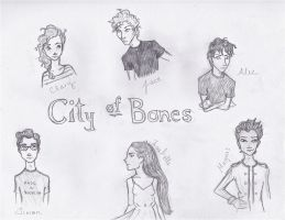 City of Bones by cabbage-queen