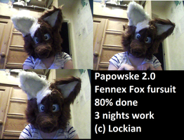 Papowske 2.0 WIP now with eyes by Lockian