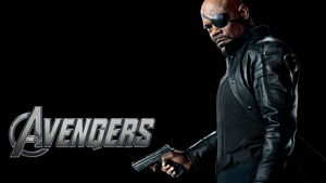 Avengers Nick Fury by Wolverine080976
