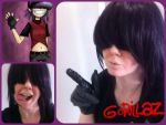 Noodle Instant Cosplay by Sparkru-chan