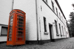 UK Phone booth by TLO-Photography