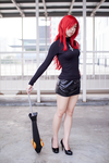 Princess Parasoul by mikuen-drops