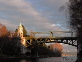 The Montlake Bridge by TRunna