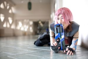 Lilith from Borderlands by ShinigamiN3ko