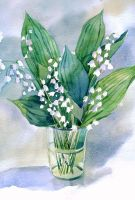 Lily of valley by Ana-Twins